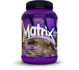 Syntrax Matrix Protein Blend 907g (2 lbs)  Milk Chocolate